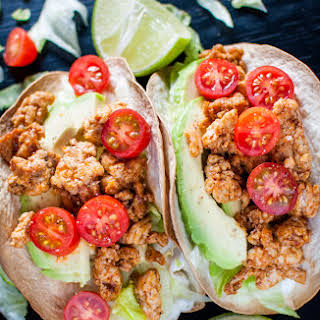 Bbq Chicken Tacos.