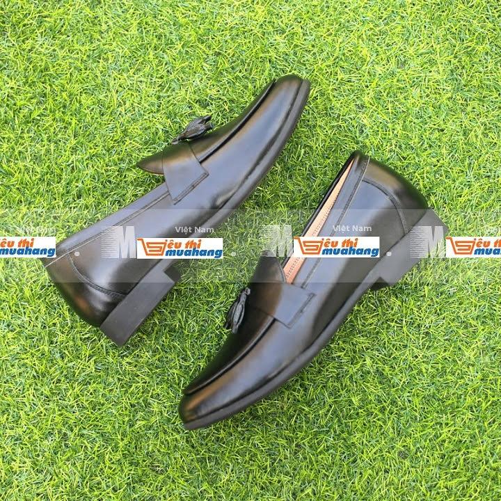 Giày tăng chiều cao da bò TC08 -4