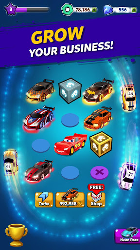 Merge Neon Car: Car Merger 2.0.8 Pc-softi 9
