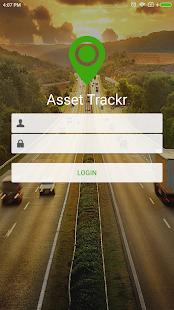 AssetTrackr - náhled