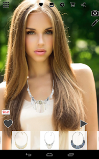 Fashion Jewelry Dress Up- screenshot thumbnail