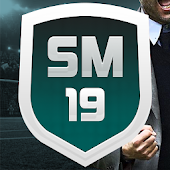 Soccer Manager 2019 - Top Football Management Game Icon
