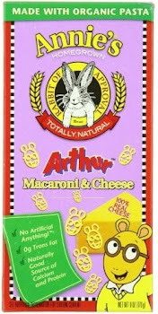 Annie's Homegrown Totally Natural Arthur Macaroni & Cheese - 6oz
