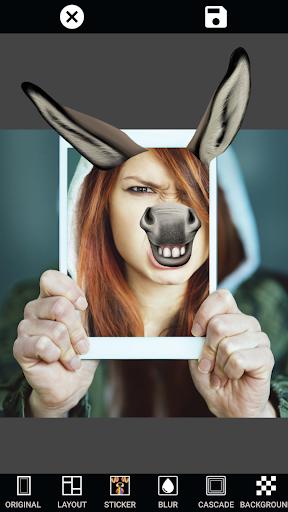 Photo Editor Filter Sticker & Selfie Camera Effect screenshot 14