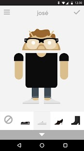 Androidify Screenshot 2