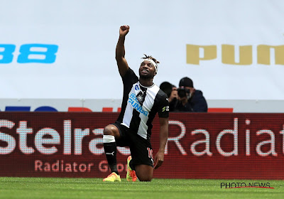 Premier League : Porté par Allan Saint-Maximin, Newcastle s'impose face à Sheffield