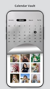Calendar Vault – Photo Video Audio Locker Apk Download for Android 5