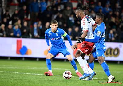 """Joakim Maehle flirt met transfer, maar: """"Niets dan lof voor zijn focus"""""""