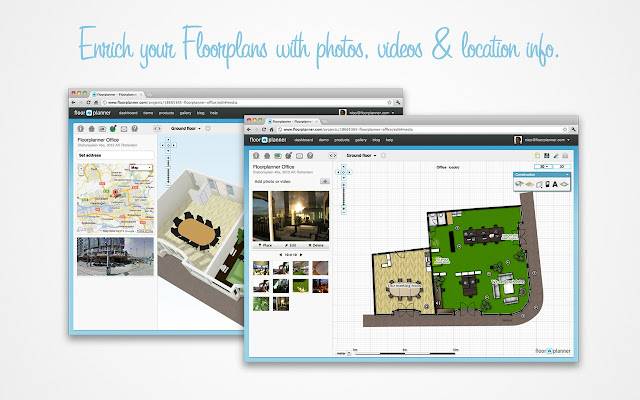 floor plan creator chrome. Works with Google Drive Floorplanner  Chrome Web Store