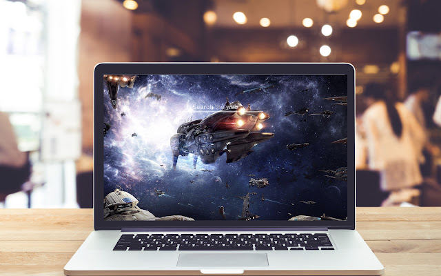 Second Galaxy HD Wallpapers Game Theme