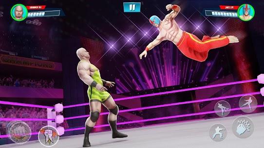 ثورة المصارعة 2020: معارك متعددة اللاعبين 1