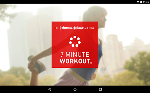 J&J Official 7 Minute Workout