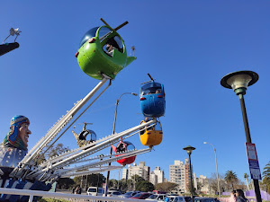 Leisure and amusement park - Parque Rodó