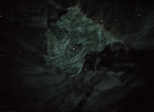 Photo: M42 (région centrale) au T1m de Stellarzac (février 2017). 265X et 345X, sans filtre.