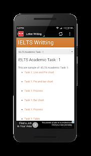 IELTS Writing - náhled