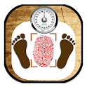 Weight Scanner detector Prank icon