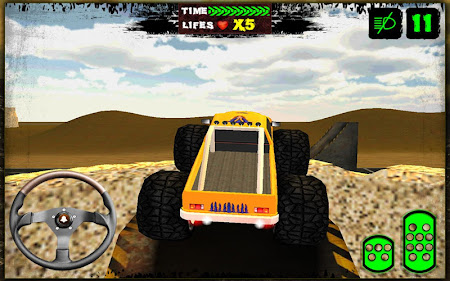 Monster Truck Safari Adventure 1.0.1 screenshot 63303