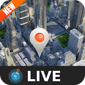 Global Satellite Live Earth Map 2019 – Street View Android APK Download Free By Fine Click Apps