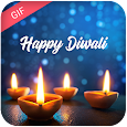 Happy Diwali Gif icon