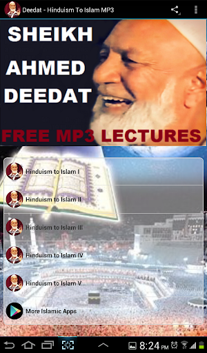 Deedat - Hinduism To Islam MP3