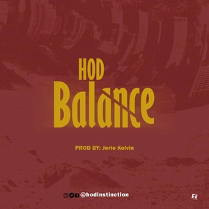 Cover Art for song BALANCE