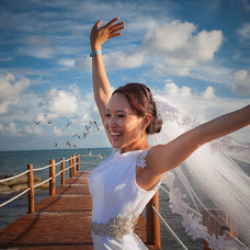 Wedding photographer Yarky Moguel ortega (moguelortega). Photo of 10.10.2018