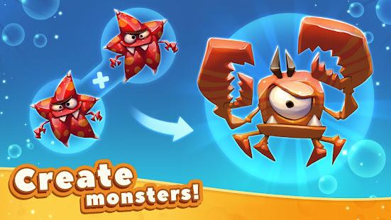 Tap Tap Monsters: Evolution Clicker 2