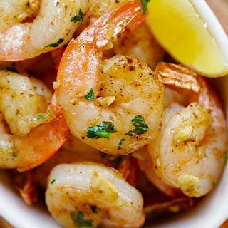 Baked Shrimp Garlic Butter Recipes