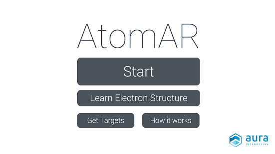 AtomAR by Aura Interactive- screenshot thumbnail