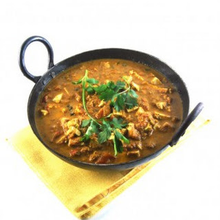Tofu Egg Curry
