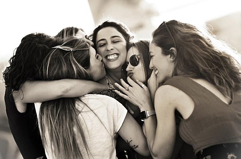 festeggiare con le mie care amiche di Marygio16