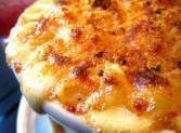 Macaroni-cheese Puff Recipe