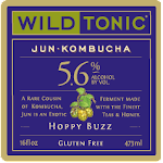 Hoppy Buzz Jun Kombucha