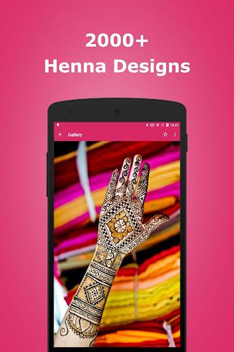 Henna - Mehndi Designs حِنَّاء
