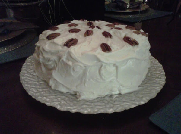 Perfect Italian Cream Cake Recipe