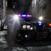 Police And Cars Free Game Jigsaw Puzzle