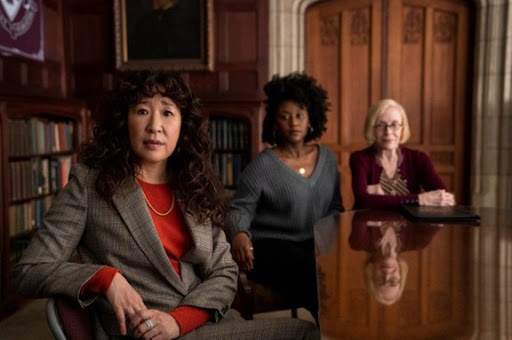 The Chair review: Sandra Oh's university drama is an interesting (but rushed) assignment