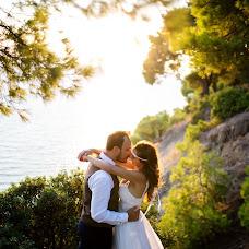 Wedding photographer Kostis Karanikolas (photogramma). Photo of 01.10.2018