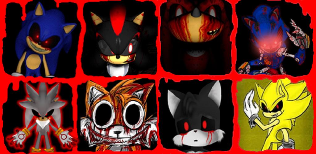 Descargar El Último Juego De La Versión De Sonic Exe Quiz Apk Para
