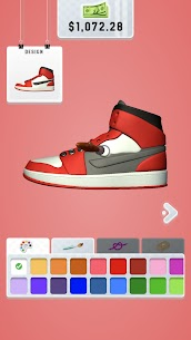Sneaker Art MOD APK Latest Version [Unlimited Sneaker + No Ads] 1