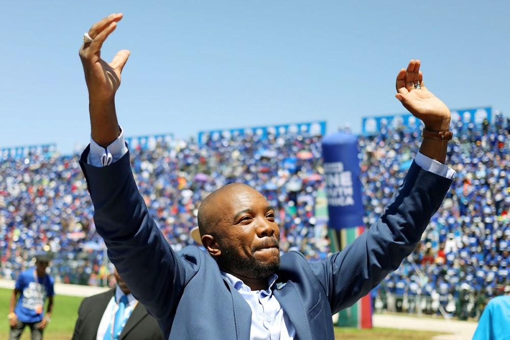 DA manifesto launch: From Ricky Rick's performance to Mmusi's speech