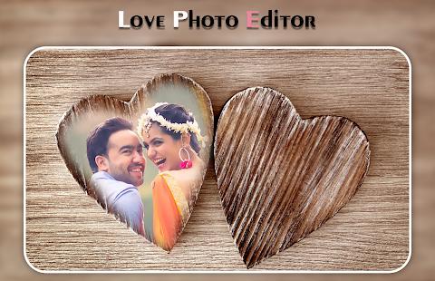 Heart Photo Editor - náhled