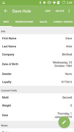 Ovatu Manager screenshot 6