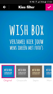 Wish Box screenshot 2