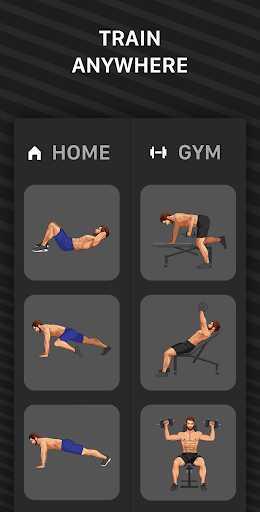 Muscle Booster: Fitness at home 1.4.1 screenshots 3