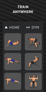 train anywhere with muscle booster mod apk
