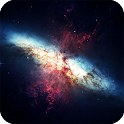 Galaxy Pack 4 Live Wallpaper icon