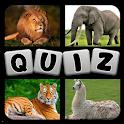 Cuanto Sabes de Animales Quiz-Trivia icon