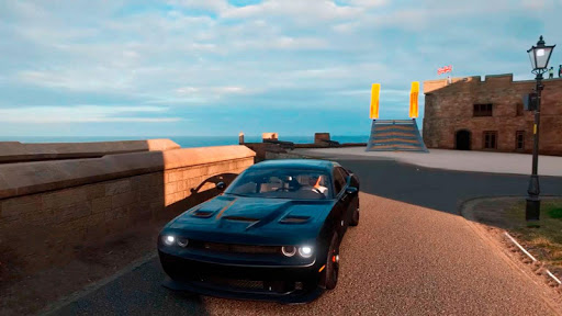 USA Dodge Drifting in City: Muscle Car Simulator 1 androidappsheaven.com 1