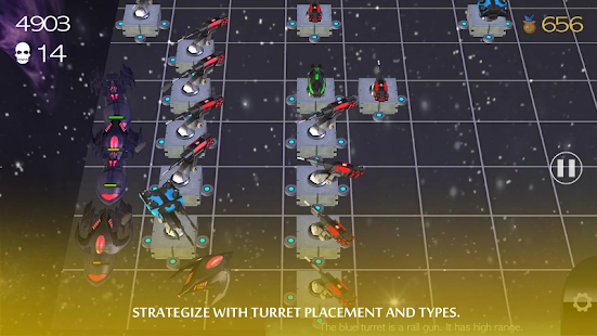 Aliens & Turrets AR- screenshot thumbnail